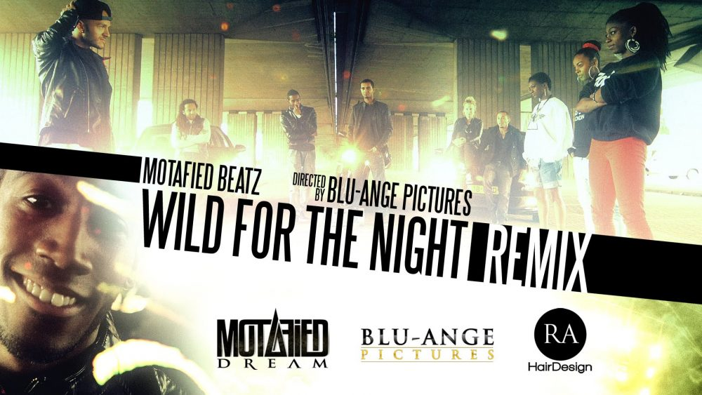 Motafied Beatz – Wild For The Night (Remix)
