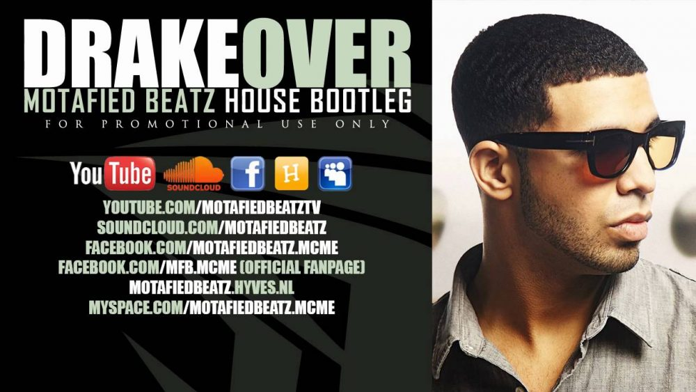 Drake – Over (Motafied Beatz House)