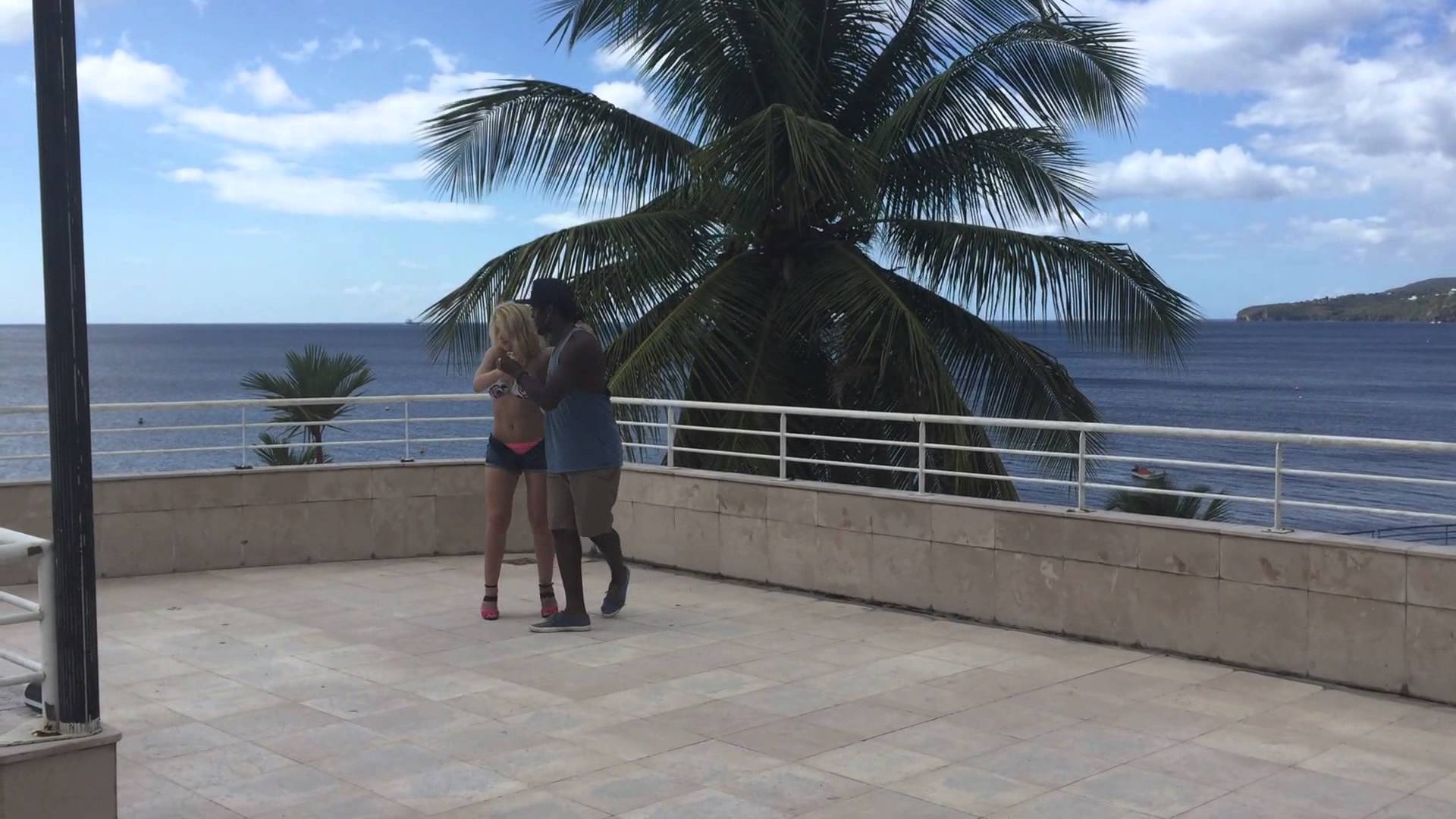 Enah & Carolina Kizomba 2015 in MARTINIQUE