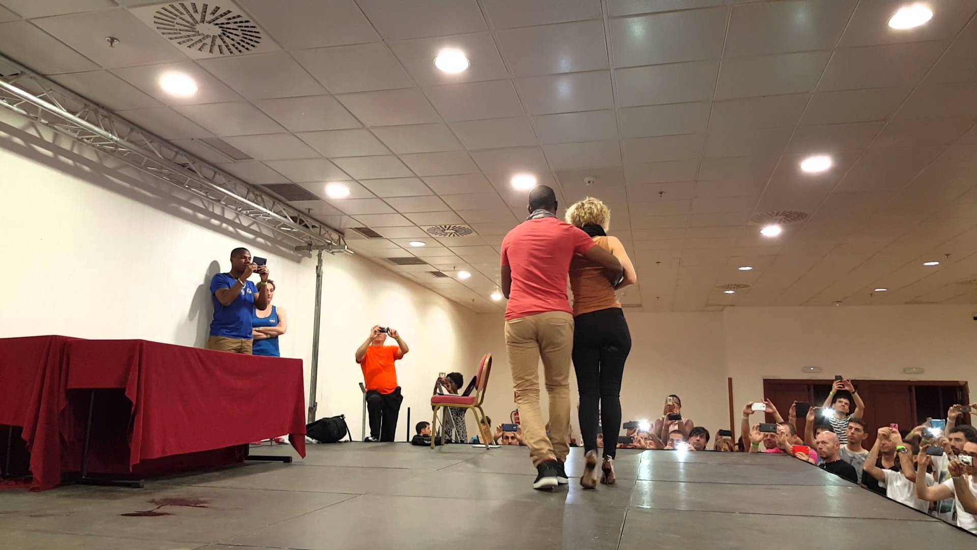 Ruddy & Basia ✧ [Kizomba •2ndDay•] ✧ Feeling Kizomba Festival 2015 | HD