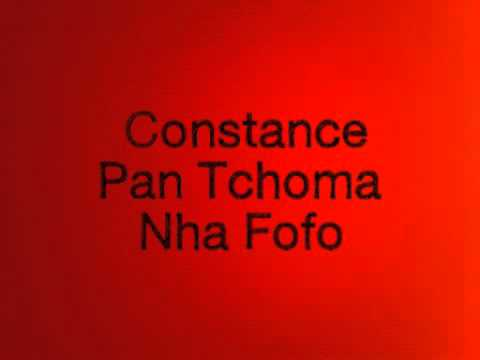 Constance – Pan Tchoma Nha Fofo