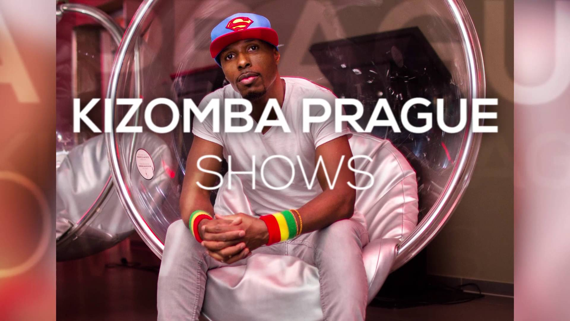 Kizomba & Ghetto zouk weekly party in Tower Park Prague by Vitor Mendes :: Kizomba Prague