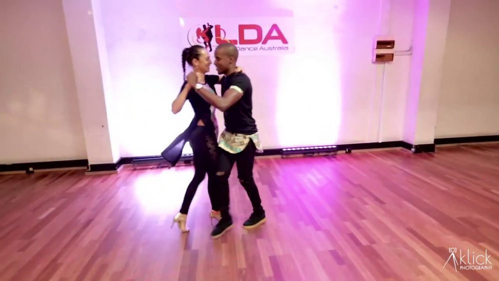 Marine Mika Demo at I Love Kizomba Australia