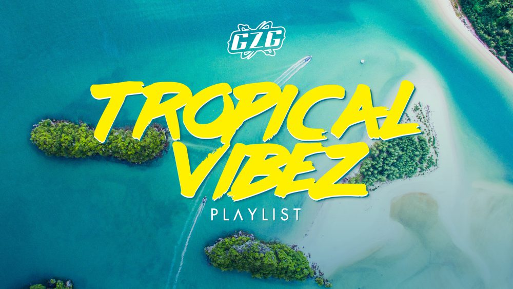 TROPICAL VIBEZ – A Playlist do teu Verão