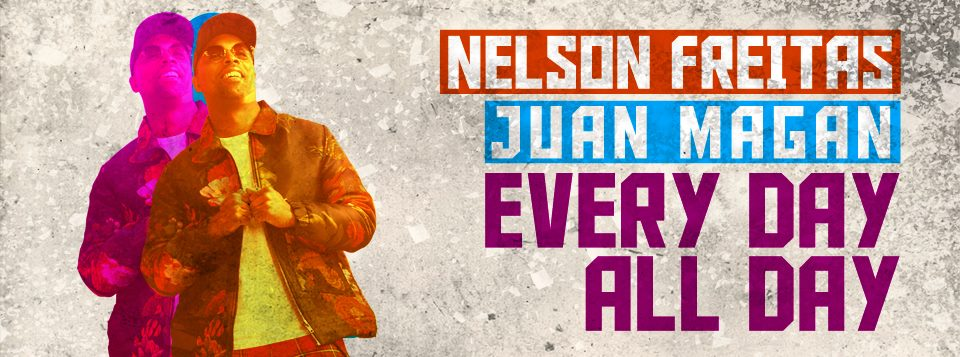 Nelson Freitas - Every Day All Day